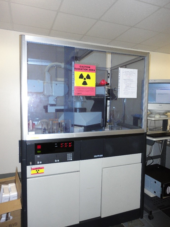 Diffractomètre Enraf Nonius Kappa CCD